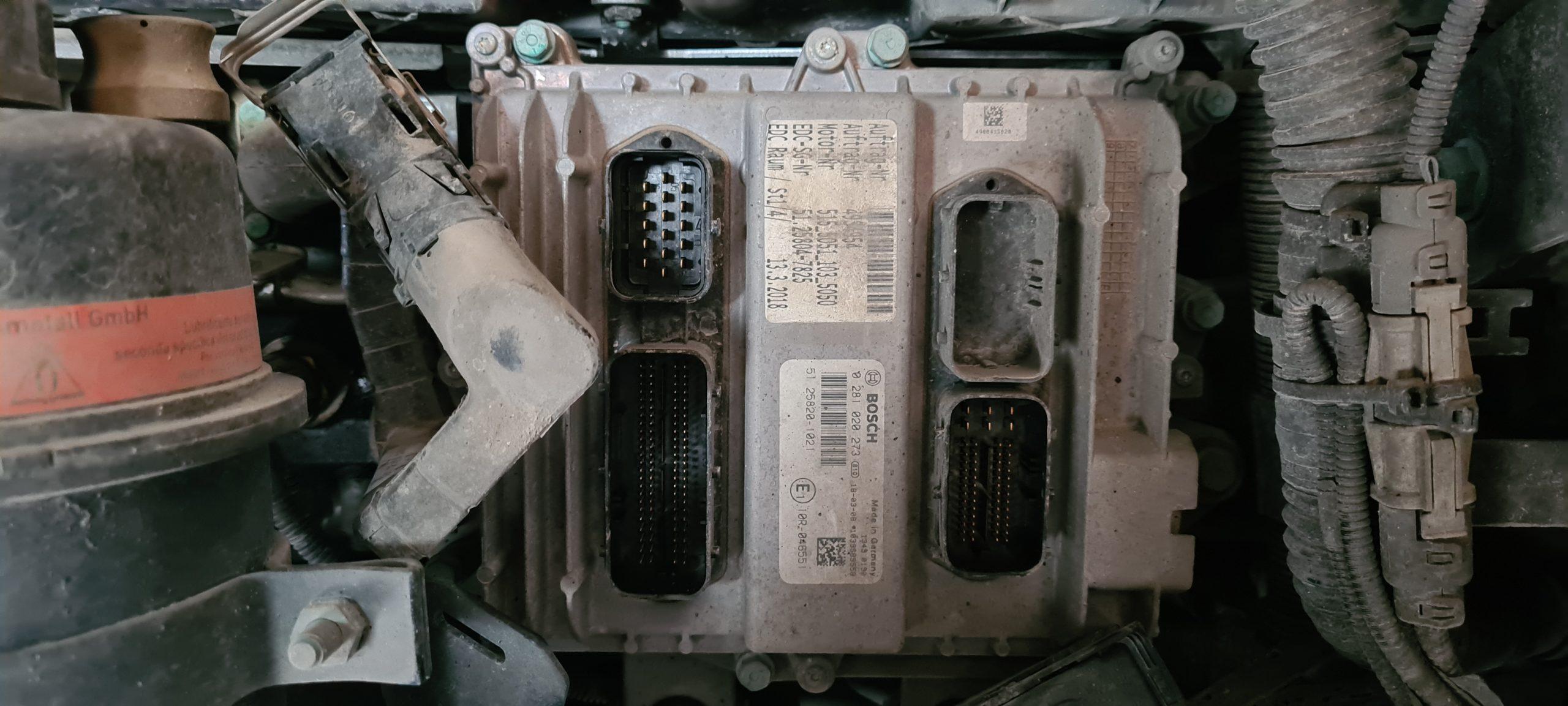 EDC17CV42 - Code EDC 4549-01