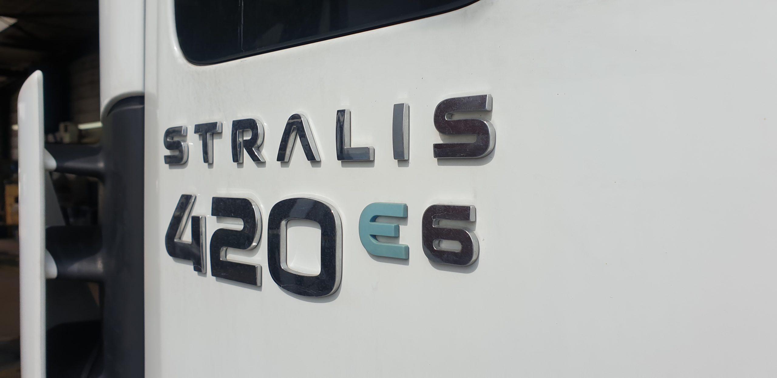 Reprogrammation moteur Iveco Stralis 420 + Adblue Off - Euro 6
