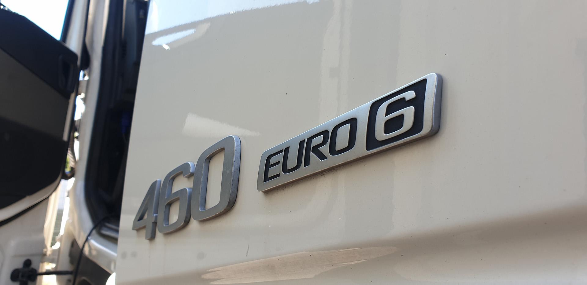 Suppression AdBlue Volvo FH460