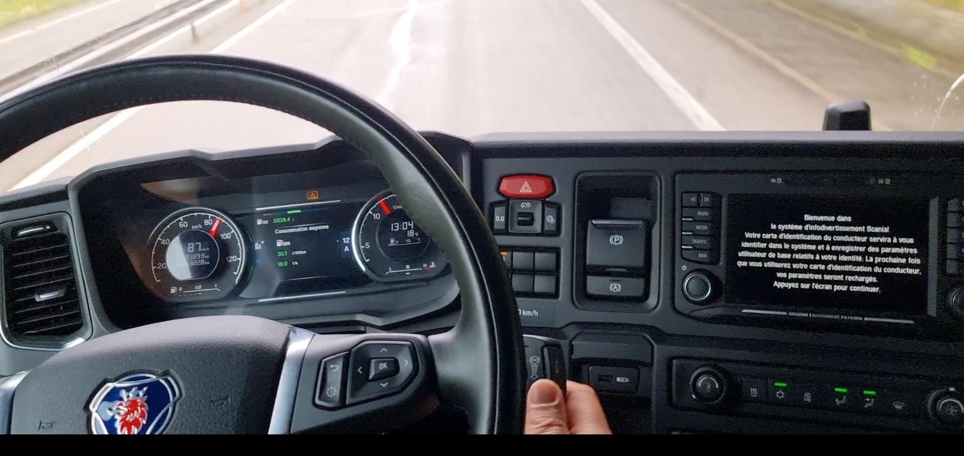 Reprogrammation Scania R450