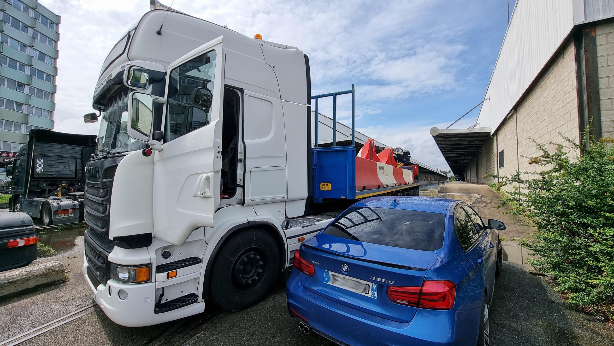 Reprogrammation Scania R580 Euro 6 580cv à 650cv et DPF SCR Off
